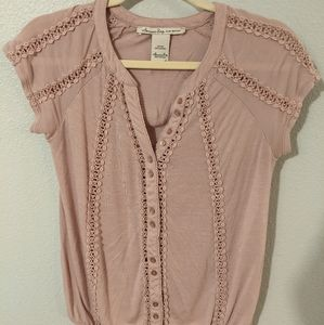 Small cotton top